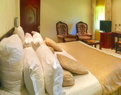 MUZINDA EXECUTIVE SUITE